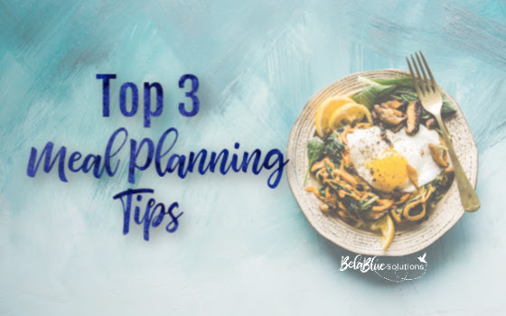 Top 3 Meal Planning Tips For Busy Entrepreneurs