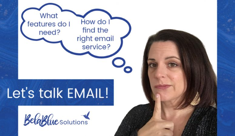 Finding the Right Email Service