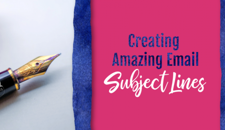 Creating Amazing Email Subject Lines