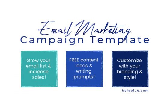Sending emails for your business doesn't have to be complicated or time-consuming! Find out how to make a business email simple using an AWeber email campaign template. constant contact, mailchimp, mailerlite, email marketing, email templates, email automation, email tools, email marketing strategy