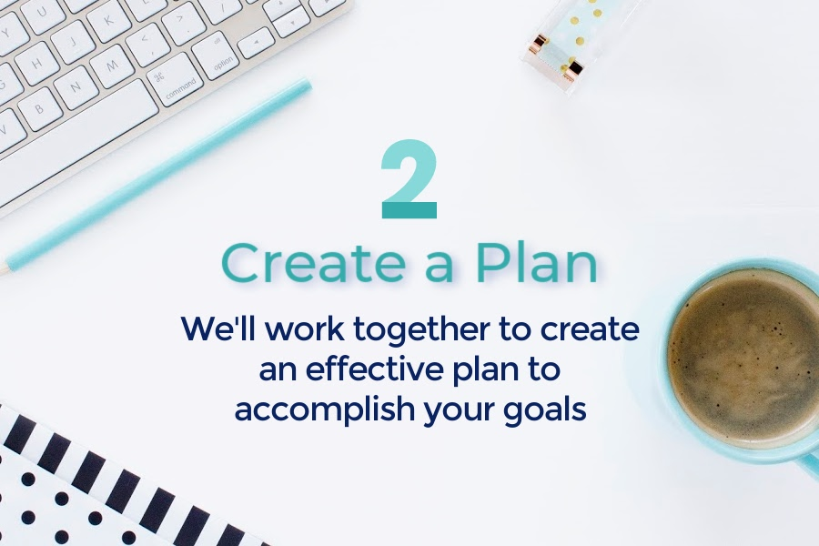 Bela Blue Solutions Create a Plan