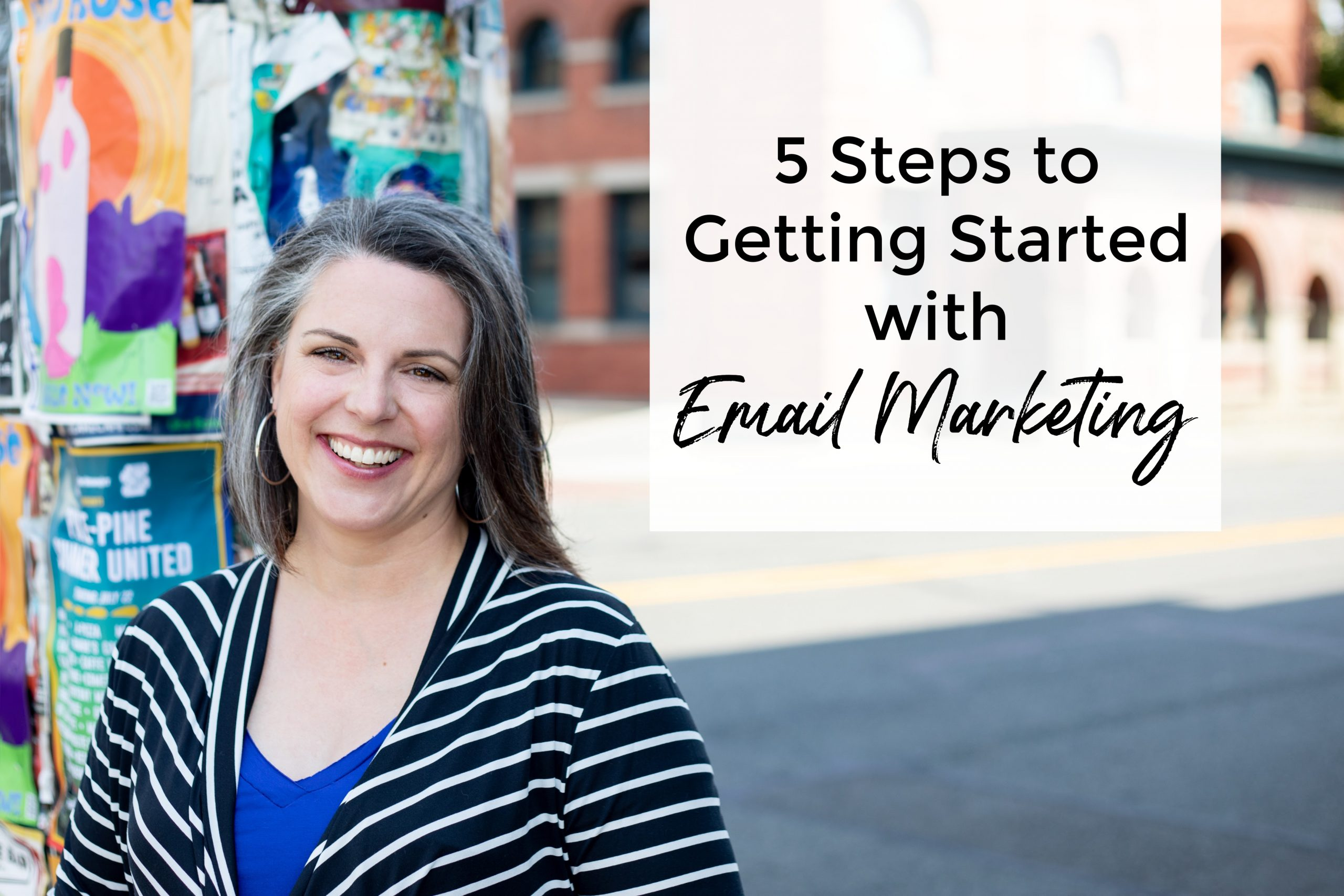 Getting started with email marketing doesn't have to be hard or overwhelming. Here are 5 tips to help and 33 lead magnet ideas to help you grow your list, too!