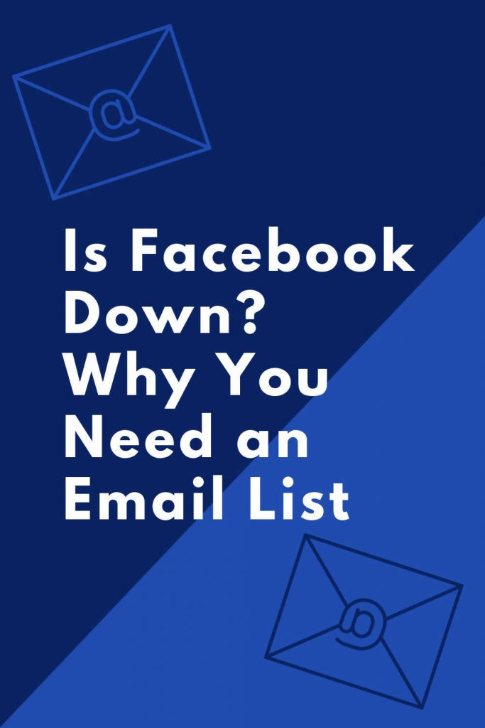 Have you ever asked yourself why you need an email list? If so, I have the answer to that question and some tips to getting started growing yours.